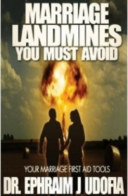 Marriage Landmines you must avoid